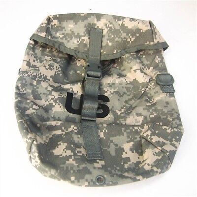 2 X MOLLE II ACU Sustainment Pouch Very Good NSN 8465-01-524-7226