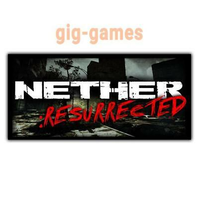 Nether: Resurrected PC spiel Steam Download Digital Link DE/EU/USA Key Code Gift