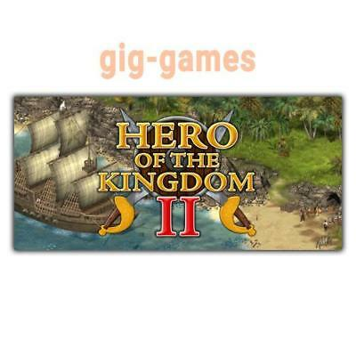 Hero of the Kingdom II PC spiel Steam Download Digital Link DE/EU/USA Key Code