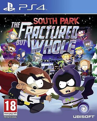 South Park The Fractured But Whole (PS4) NEW & SEALED Fast Dispatch Free UK P&P