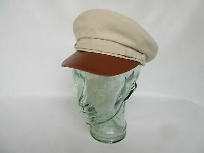 Visor Hat Slugger Fiddler Cap Hot Rod Rockabilly US Army 30er Vintage Nose Art