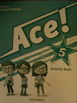 Ace! 5 Activity Book (Editorial Oxford)