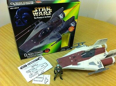 Star Wars Vehicle - A-Wing Fighter