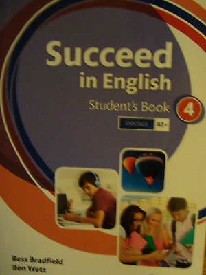 Succeed In English 4 Student's Book (Editorial Oxford)