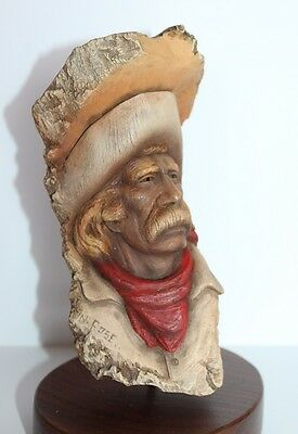 Limited Edition Neil Rose Sculpture  - Reb 555 / 2500  Circa 1990