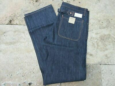 Quartermaster Naval Denim Jeans 30er Jahre Style 6-Pocket Rockabilly US Army