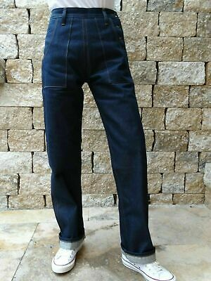 Quartermaster Marlene Jeans 30-40er Jahre Style Rockabilly US Army Navy Trouser