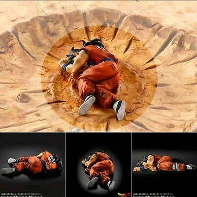 Anime Dragon Ball Z Dead Yamcha PVC Figure Collection Model Toy 10 cm