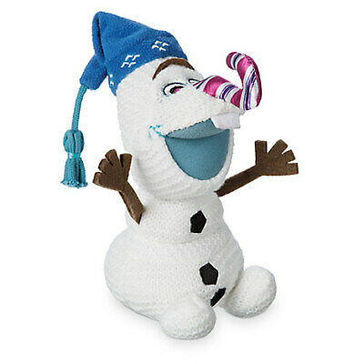 Disney Store Olaf Plush - Olaf's Frozen Adventure - Small - 7 1/2'' New with Tag