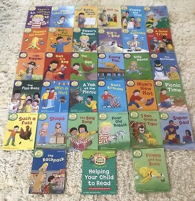 Oxford Reading Tree, Phonics & First Stories Collection Levels 1-3