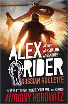 Russian Roulette (Alex Rider), New, Horowitz, Anthony Book