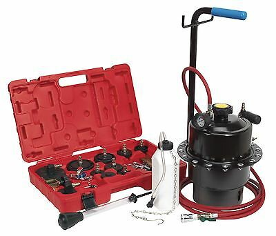 Sealey VS0204 Pneumatic Pressure Bleeder Kit