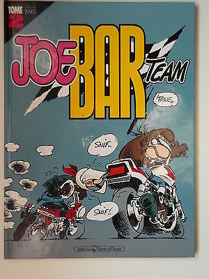 JOE BAR TEAM - TOME 2 - TBE - EO - 1993 - ref 00073