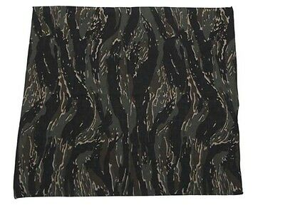 Halstuch Bandana Biker Headwrap Tiger Stripe Camo Tactical US Army Marines Navy