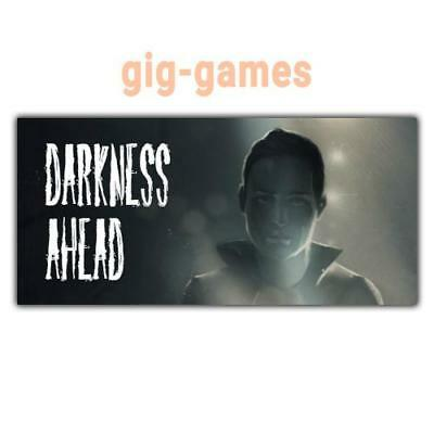 Darkness Ahead PC spiel Steam Download Digital Link DE/EU/USA Key Code Gift