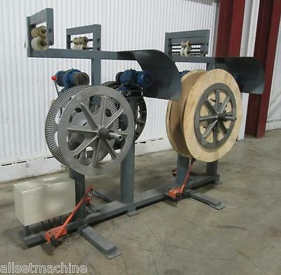Twin Double Sided Stock Reel - Used - AM14342