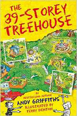 The 39-Storey Treehouse (The Treehouse Books), New, Griffiths, Andy Book