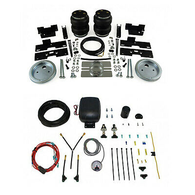 Air Lift Control Air Spring & Dual Air Leveling Kit for Ford Transit 350/150/250