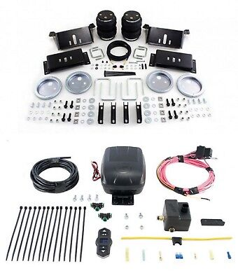Air Lift Control Air Spring & Single Compressor Kit for D350/250/150/100 Pickup