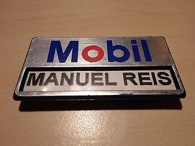 Vintage Mobil Socony Vacuum Oil Company 5 Year Employee recognition badge!!