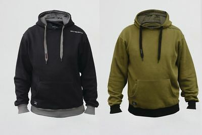 Sticky Baits NEW 2017/18 Pull Over Hoody / Hoodie Clothing - Green or Black