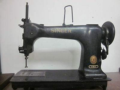 SINGER 12w211 12w 211 INDUSTRIAL SEWING MACHINE TACKING BASTING
