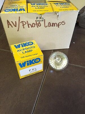 Wiko FXL 82V/410W GY5.3 Base Overhead Projector Lamp •FREE SHIPPING•