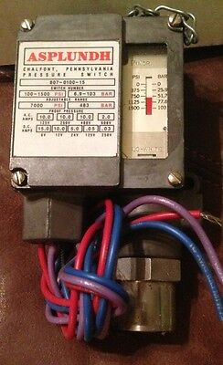 Barksdale L36 Switch NEW OLD STOCK •FREE SHIPPING