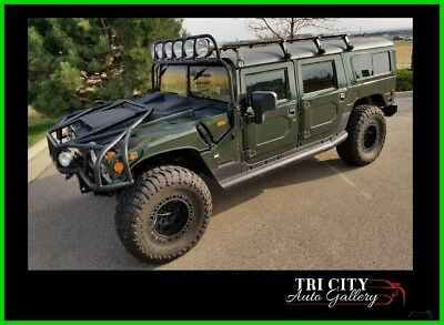 2000 Hummer H1 Wagon 2000 AM General Hummer