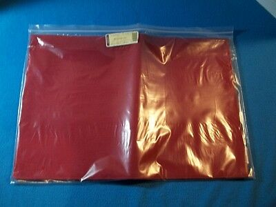 Longaberger Paprika Placemats 2 Pack New In Package