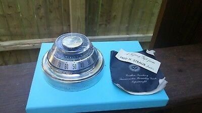 Tiffany & Co. Sterling Silver Desk Weather Secetary paperweight High end gift