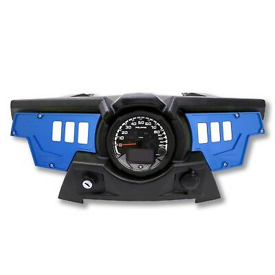 New Polaris RZR XP 1000 Blue Dash Switch Panel