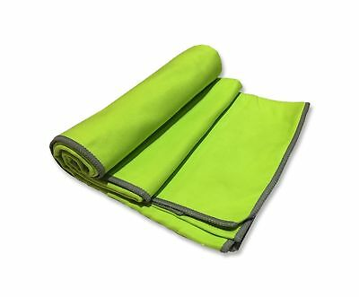 """Microfiber Towel - 66""""x33"""" - Quick Dry - Ultra Compact High Absorbent for Tra..."""