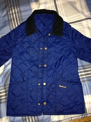 Barbour Boys Jacket Age 10 11 163 5 50 Picclick Uk