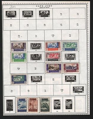 Spain  Lot Of Old Stamps #8M
