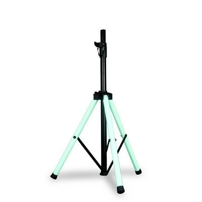 American DJ Color Stand LED Speaker Stand w LED lighting and IR control
