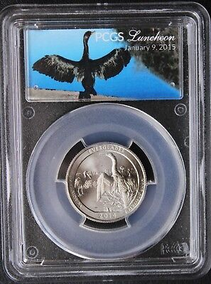2015 PCGS Luncheon Limited Edition Everglades