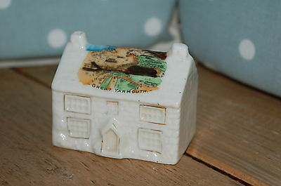 Miniature Heritage House GREAT YARMOUTH