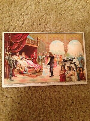 Columbus Ohio Buggy Company Trade Card 1880 - carriage advertising double sided