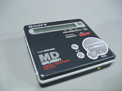 Sony MD R70 Silber Minidisc Player/Recorder (21) 2.Wahl. Batteriedeckel  Wackler