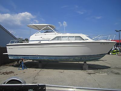 REPO SALE! Chris Craft 280 Catalina 1978-NO RESERVE!! Classic Vintage Cruiser!