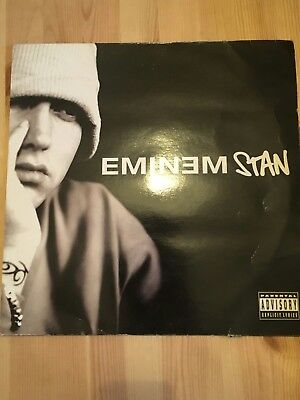 Eminem ‎– Stan - 12'' Single