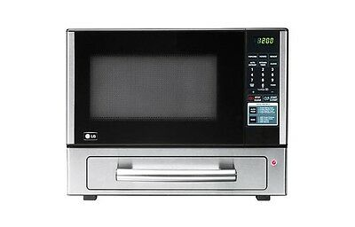 LG 1.1 cu. ft. Countertop Microwave Oven with Baking Oven LCSP1110ST