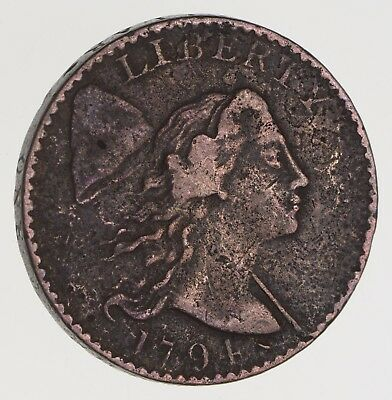 1794 Liberty Cap Large Cent *0559