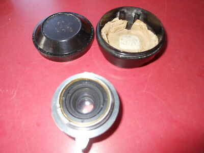 vintage germany e leitz wetzlar f=35cm 1:35 no881476 camera len