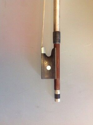 Antique violin bow