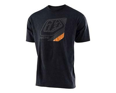 701352993-P Troy Lee Designs Precision Tee (Charcoal Heather)