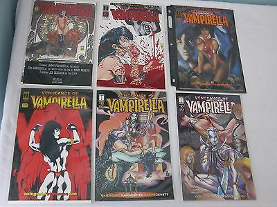 Red Sonja~Marvel~Comic Book Lot Of 9~Stored In Sleeves