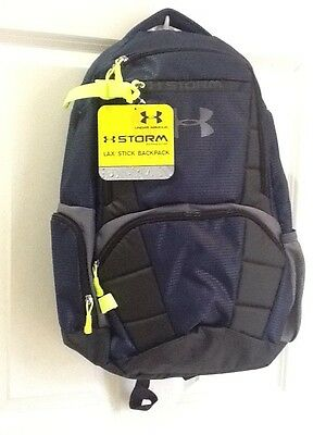 Under Armour Storm Lacrosse Stick Backpack. BNWT