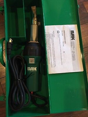 BAK Rion Roofing Gun Metal Carry Case HeatOn Leister